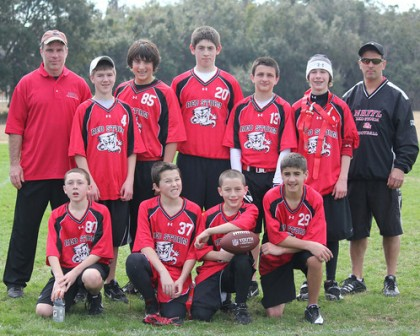 13U Red Storm
