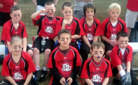 8U Hurricanes