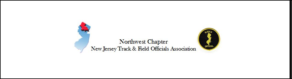 New Jersey Track & Field Officials - Northwest Chapter