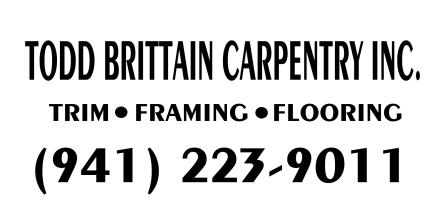 Todd Brittain Carpentry