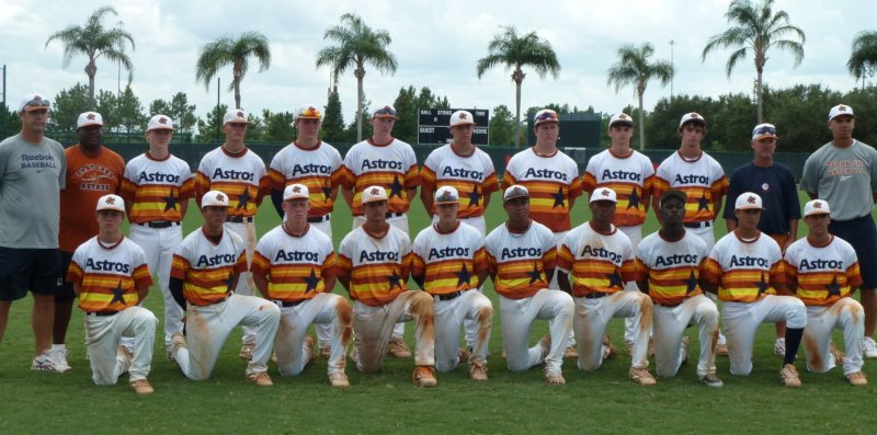 2011 PERFECT GAME WWBA NATIONAL CHAMPIONS