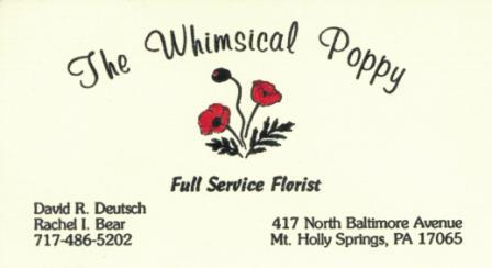 Whimsical Poppy