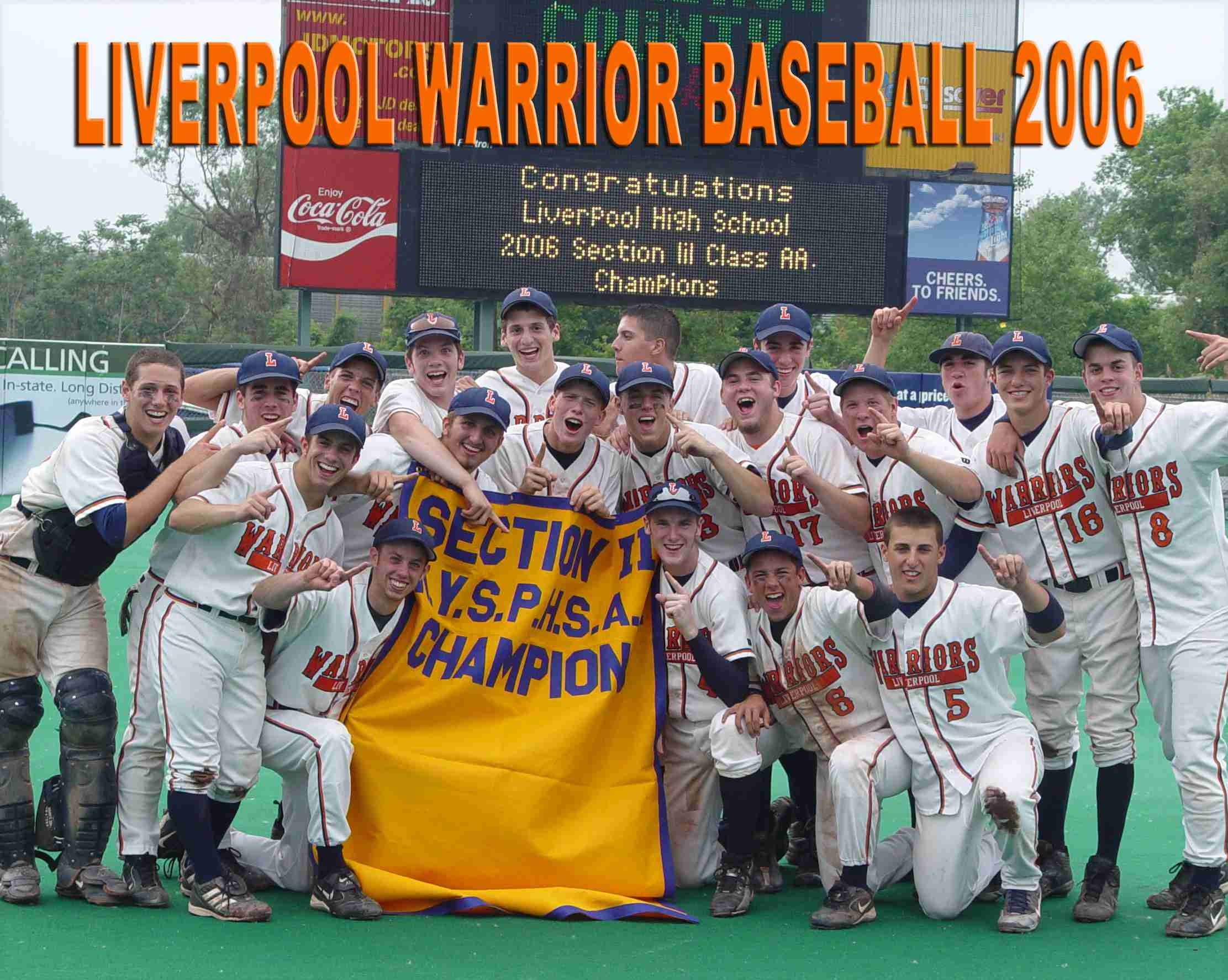 2006 Section III Class AA Champions