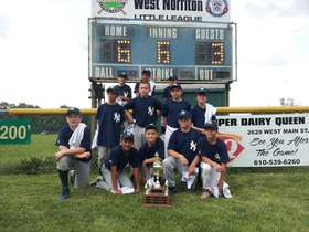 2012 WNLL Major League Yankees