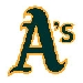 Athletics 1970 logo