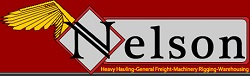 Nelson Trucking Logo
