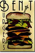 Bent Burger Logo