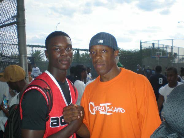 Lance Stephenson & Derrick Brown