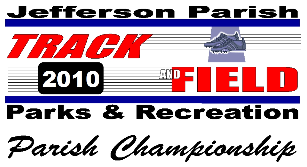 TRACK 10 = Parish Meet Logo