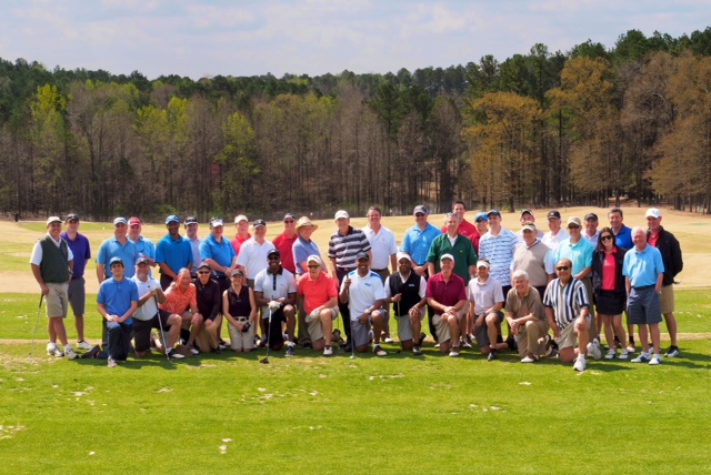 2013 Golf Tournament Participants