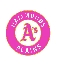 Girl's A's Logo 2