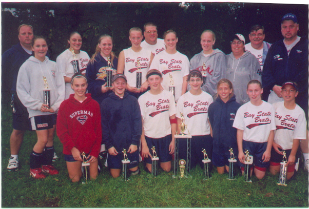2003 Fall Brawl Champs