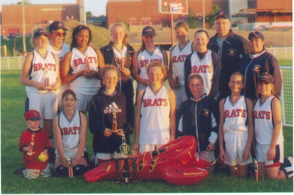 2004 So Maine Diamond Challenge Champs