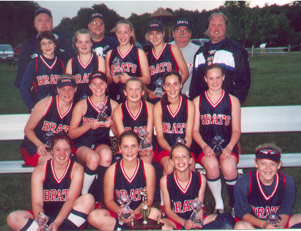 2003 Diamond Challenge Champs