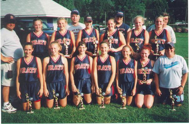 2003 All American Tourn Third Place