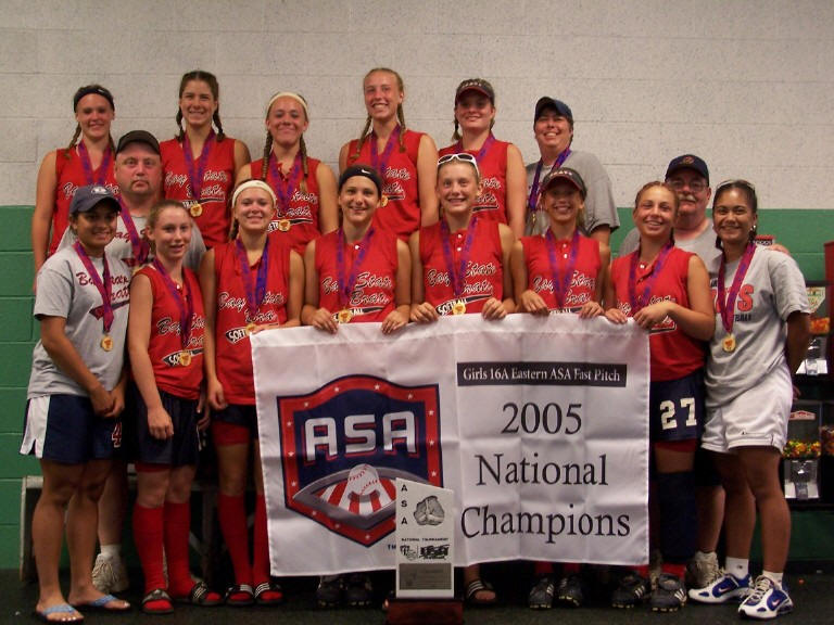 2005 ASA Eastern National Champs