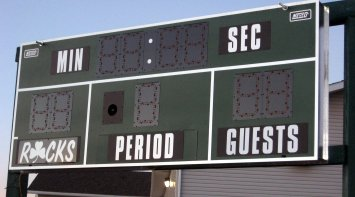 scoreboard