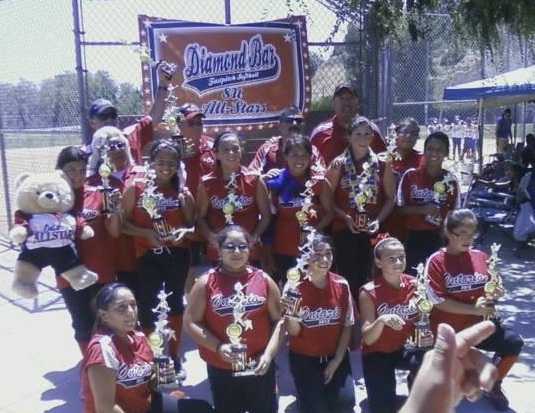 12U Diamond Bar 2012