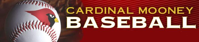 Cardinal Mooney Baseball