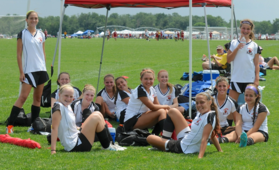Bengals Relaxing at July 2012 Showcase
