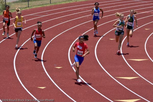2009 AAU Regional in Round Rock, TX