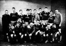 St. Louis University 1959 Team