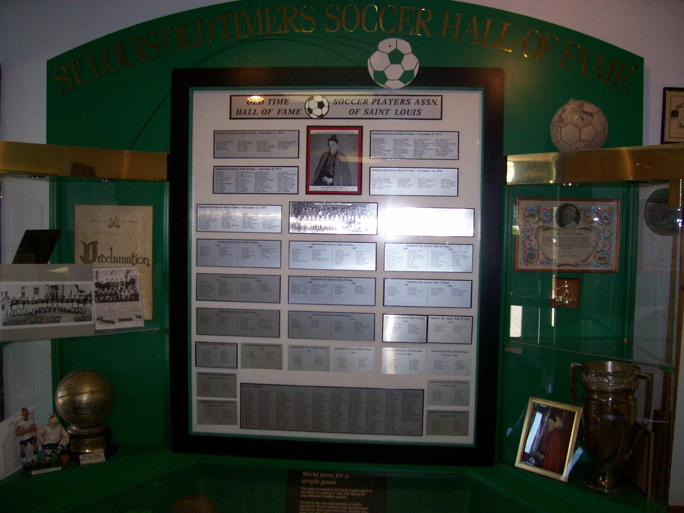 HOF Wall