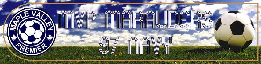MVP Marauders 97 Navy