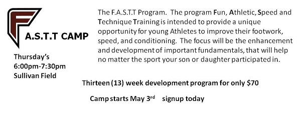 FASTT CAMP