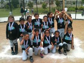 2012 6u Camarillo Champs