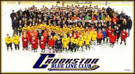 2012-2013 CROOKSTON HOCKEY