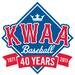 40th KWAA Logo