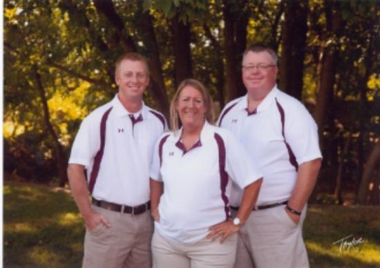 2012 Coaches