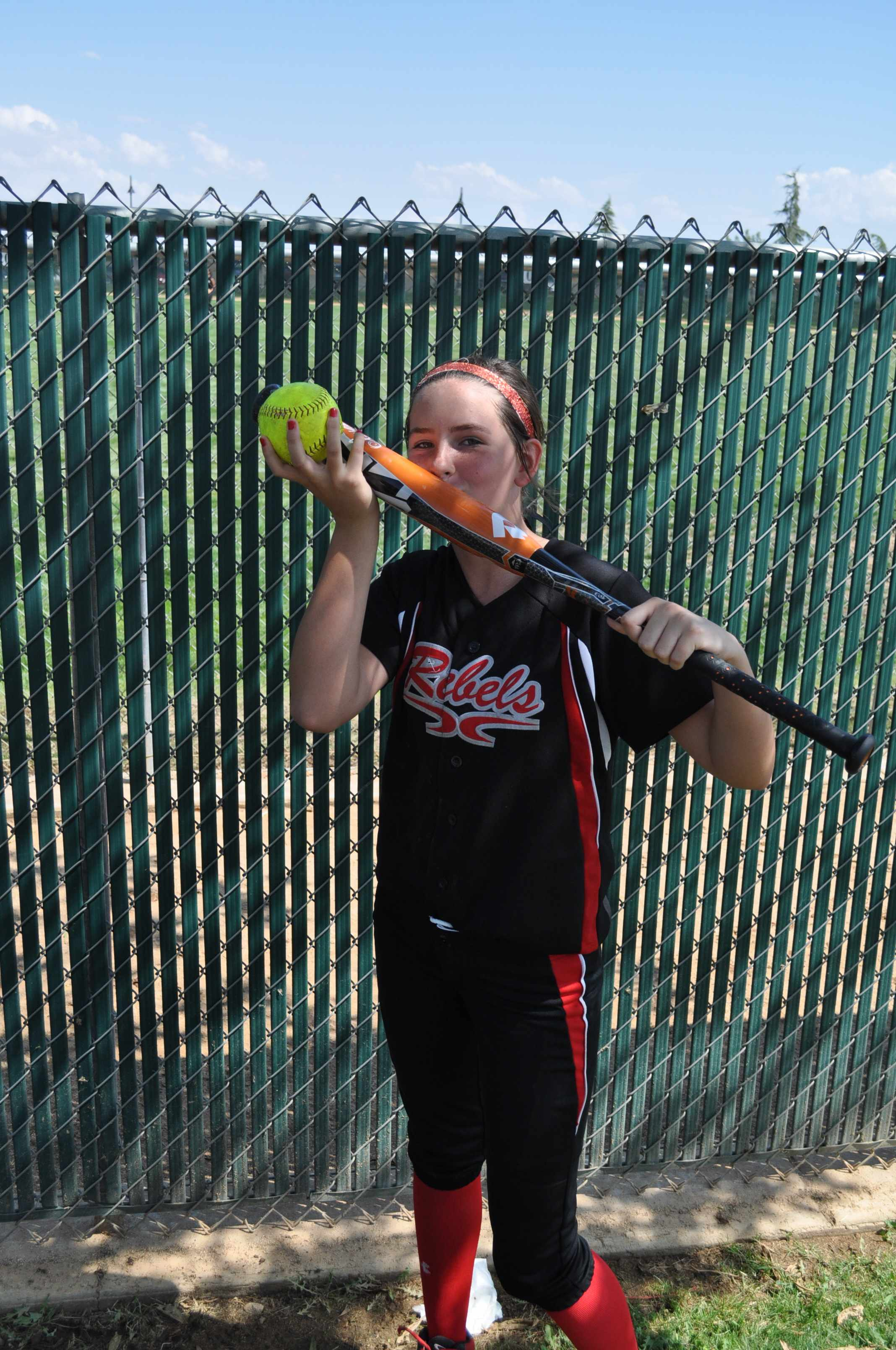 Sammi new bat