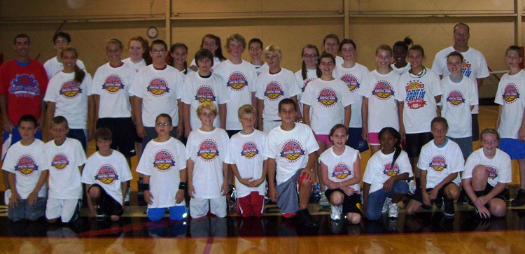 2011 SHOOTERS CAMP GROUP PIC