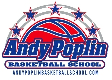 ANDY POPLIN BASKETBALL SCHOOL         (704)425-7896