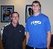 coach p and tyler hansborough