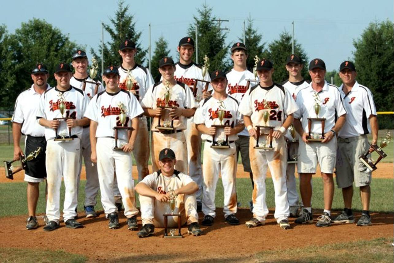 2011 IBC Season Finale Champs- Indiana Baseball Club