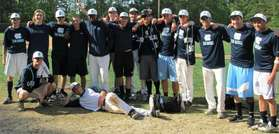UNC BASEBALL after state