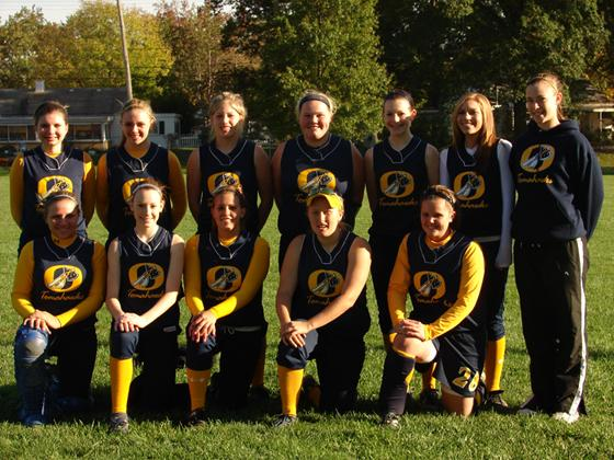 16U Fall 2008 Team