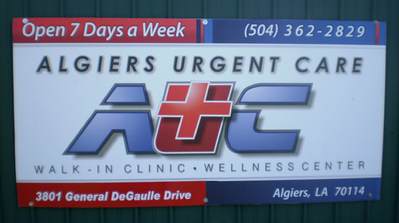 Algiers Urgent Care