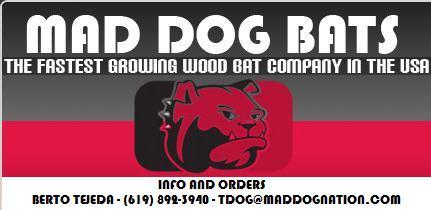 MAD DOG BATS
