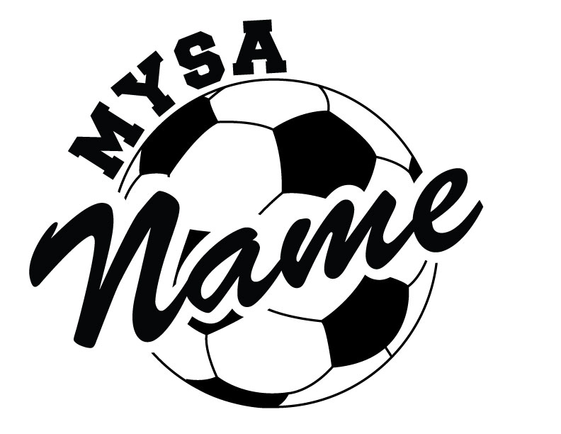 MYSA Window Cling