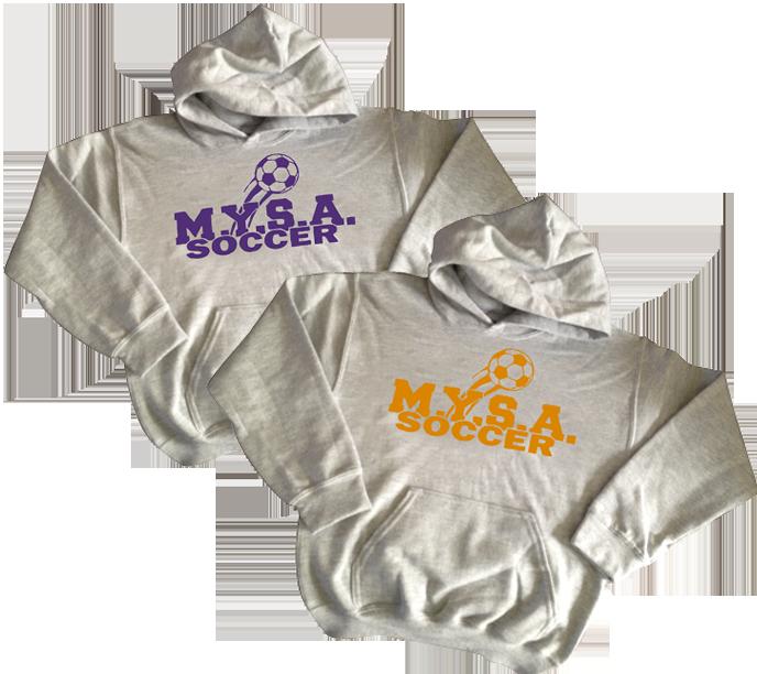 MYSA Hoodie Sweatshirts