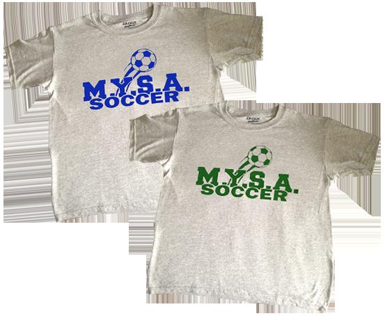 MYSA T-shirts