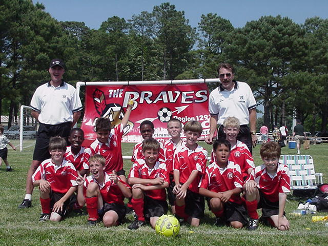 2001 SPRING CHAMPIONS