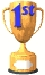 1ST PLACE CUP
