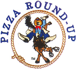 Pizza Round-Up Logo