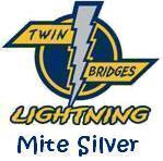 2008/2009 Twin Bridges Lightning Mite Silver