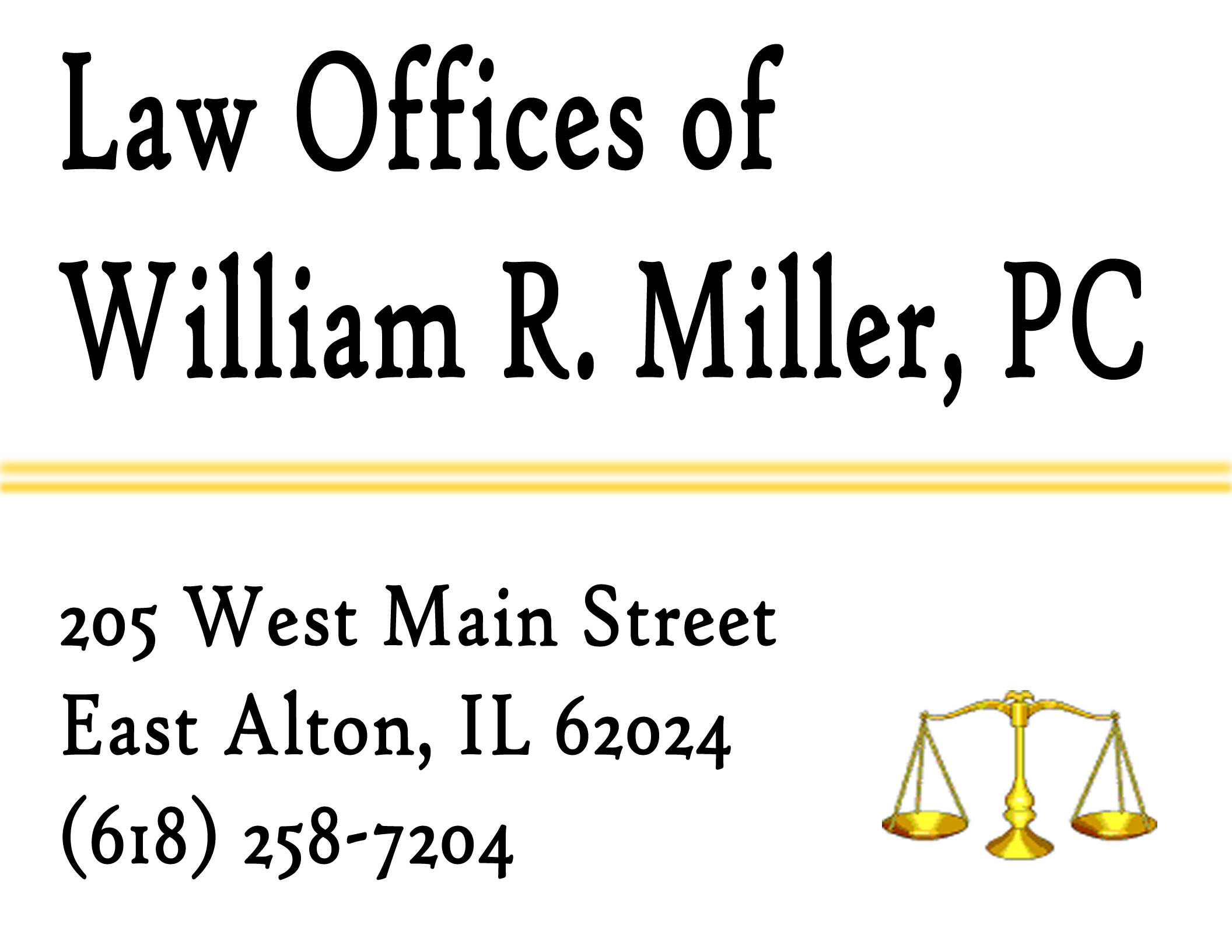Law Offices Will Miller